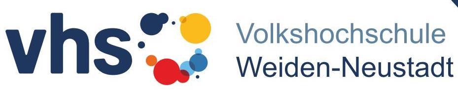vhs Volkshochschule Weiden-Neustadt